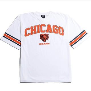 CHICAGO BEARS NFL  Tシャツ(Tシャツ/カットソー(半袖/袖なし))