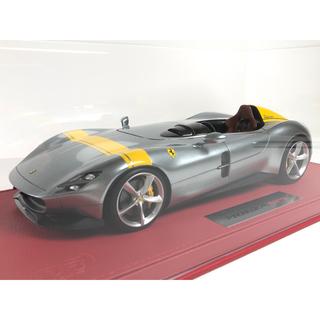 フェラーリ(Ferrari)のBBR 1/18 フェラーリ Monza SP1 ディスプレイケース付き(ミニカー)