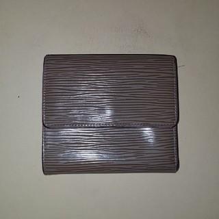 ルイヴィトン(LOUIS VUITTON)のルイヴィトンエピ 折り財布【正規品】(折り財布)