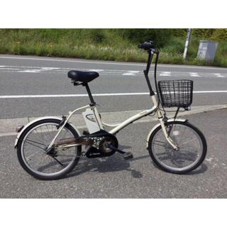 パナソニック(Panasonic)のパナソニック電動自転車20インチバッテリー充電器付き(自転車本体)