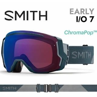 SMITH - 【新品】SMITH Early I/O7 調光ミラー アジアンフィット2019