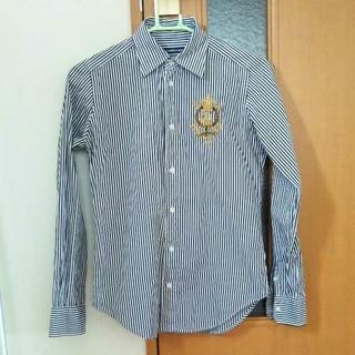 ラルフローレン(Ralph Lauren)のRalph Lauren sport モノグラムストライプシャツ(シャツ/ブラウス(長袖/七分))
