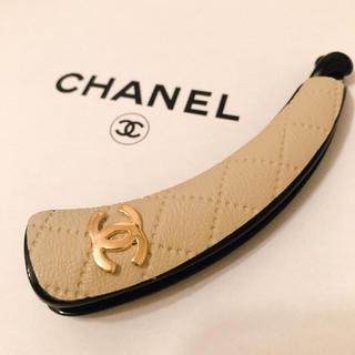 CHANEL - 1点のみ ココマーク バナナクリップ ヘアクリップ ノベルティー シャネル