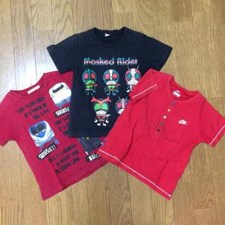 バンダイ(BANDAI)のプラレール 仮面ライダー ナイキ Tシャツ3点セット(Tシャツ/カットソー)