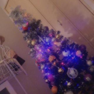 フランフラン(Francfranc)のFrancfranc 25周年 ナイトメア クリスマスツリー(インテリア雑貨)