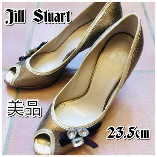 ジルバイジルスチュアート(JILL by JILLSTUART)のジルスチュアート Jill Stuart パンプス  美品(ハイヒール/パンプス)