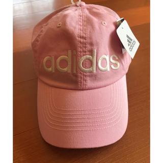adidas - ♡♡アディダス 新品未使用 キャップ  フリーサイズ57~60♡♡