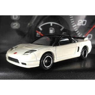 ホンダ(ホンダ)のトミカ 81 HONDA ホンダ NSX-R 白チャンピオンシップホワイト(ミニカー)