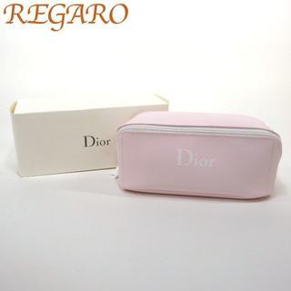 Christian Dior - 未使用 ディオール Dior コスメポーチ 化粧 ピンク 小物入れ
