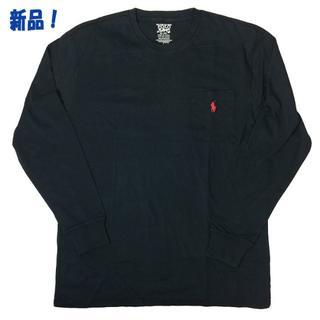ラルフローレン(Ralph Lauren)の新品★ラルフローレン メンズ 長袖Tシャツ ポケットT Lサイズ M7(Tシャツ/カットソー(七分/長袖))