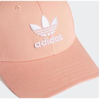 adidas - キャップ ピンク