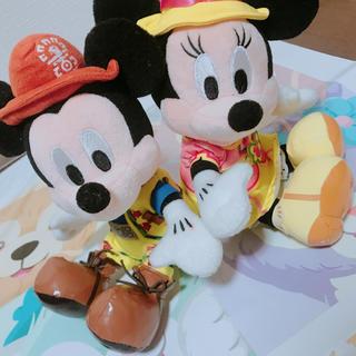 Disney - トレイル ミニミニ ペアぬい