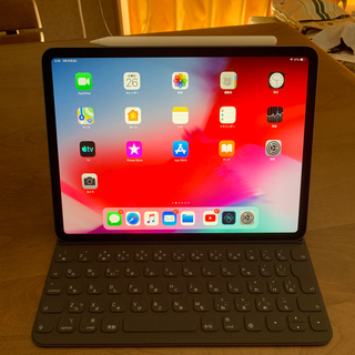 iPad - iPadPro11インチ64GB Wi-Fi スペースグレイ