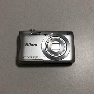 Nikon - 《美品》coolpix s3700 Wi-Fi付き