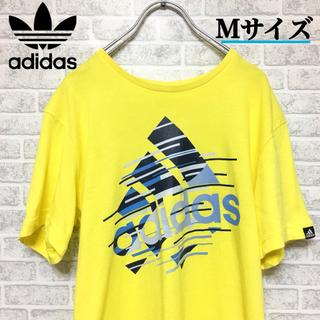 adidas - adidas アディダス ビッグロゴ Tシャツ Mサイズ