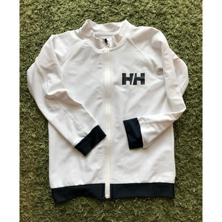ヘリーハンセン(HELLY HANSEN)のヘリーハンセン ラッシュガード kids 120(水着)