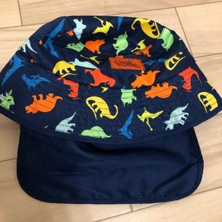 コストコ(コストコ)のコストコ キッズハット ネイビー×恐竜(帽子)