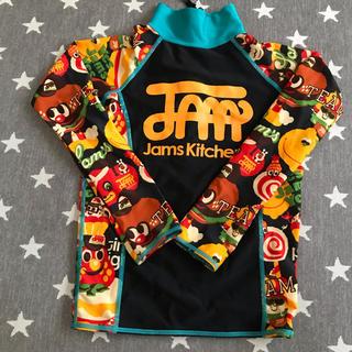ジャム(JAM)の美品  JAM  ラッシュガード  size  120(水着)