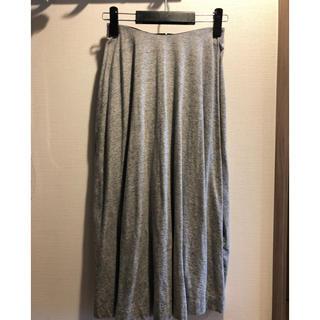 エンフォルド(ENFOLD)の【美品】ENFOLD スカート(サイズ36)(ロングスカート)