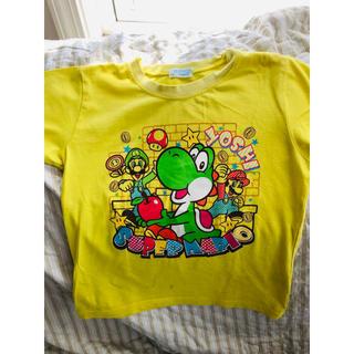 バンダイ(BANDAI)の【古着】スーパーマリオ ヨッシー Tシャツ 120cm(Tシャツ/カットソー)