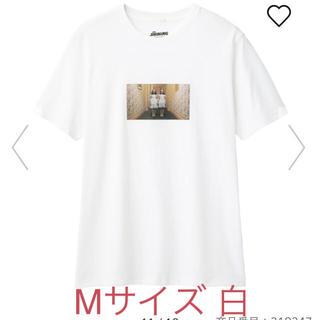 GU - シャイニング Tシャツ GU レアM