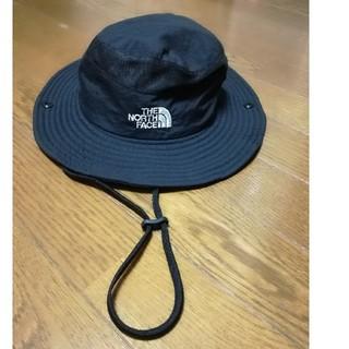 ザノースフェイス(THE NORTH FACE)のノースフェイス ハット 帽子 THE NORTH FACE ブラック 黒(ハット)