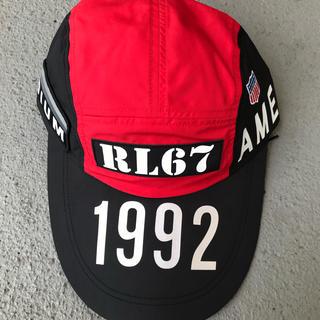 ポロラルフローレン(POLO RALPH LAUREN)のpolo 1992 cap(キャップ)
