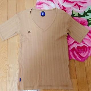 アールニューボールド(R.NEWBOLD)のメンズ リブ(Tシャツ/カットソー(半袖/袖なし))