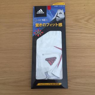 アディダス(adidas)のadidas ゴルフグローブ 手袋  25cm(ゴルフ)