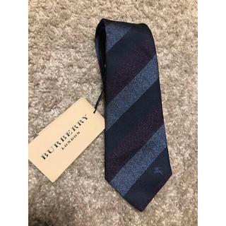 BURBERRY - バーバリー ロンドン ネクタイ 未使用 タグ付