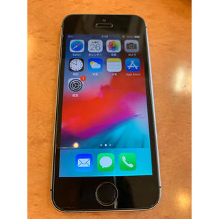Apple - iPhoneSE 32GB SIMロック解除 傷あり