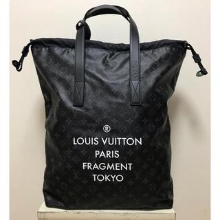 ルイヴィトン(LOUIS VUITTON)のLOUIS VUITTON × fragment カバライト M43417(トートバッグ)
