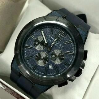 ブルガリ(BVLGARI)の新品時計 ブルガリ BVLGARI ディアゴノ ウルトラネロ メンズ 腕時計(腕時計(アナログ))
