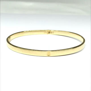 ティファニー(Tiffany & Co.)の3181 ティファニー 2001 YG750 バングル/ブレスレット(ブレスレット/バングル)