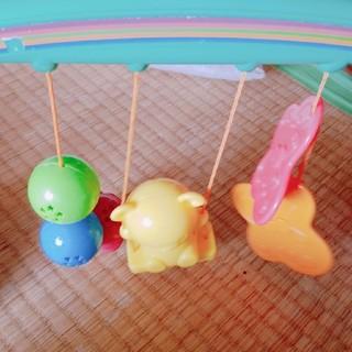 新生児から使えるおもちゃ(がらがら/ラトル)
