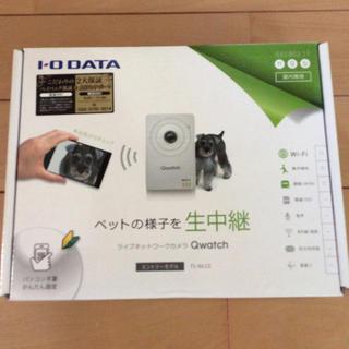 アイオーデータ(IODATA)の◉【美品】操作簡単 ネットワークカメラ◉(防犯カメラ)