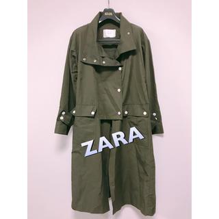 ZARA - ZARA トレンチコート