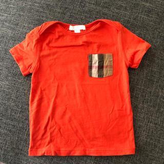 バーバリー(BURBERRY)のバーバリーTシャツ92cm(Tシャツ/カットソー)
