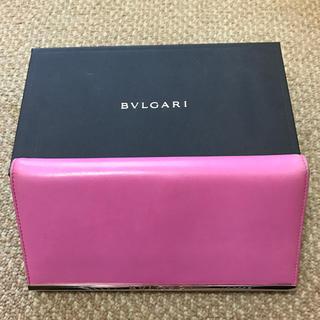 ブルガリ(BVLGARI)のブルガリ BVLGARI 長財布(長財布)