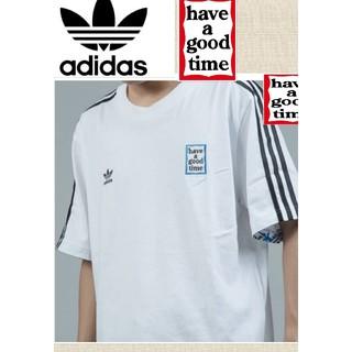 アディダス(adidas)のadidas have a good time XL サイズ Tシャツ(Tシャツ/カットソー(半袖/袖なし))