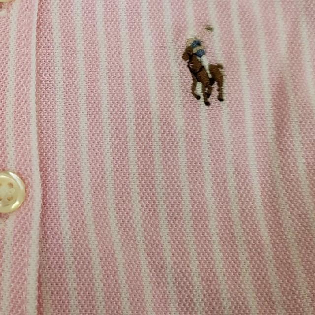 Ralph Lauren(ラルフローレン)の新品 ラルフローレン ワンピース スカート フリル 85 90 80 18m キッズ/ベビー/マタニティのベビー服(~85cm)(ワンピース)の商品写真