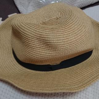 アナザーエディション(ANOTHER EDITION)の麦わら帽子(麦わら帽子/ストローハット)