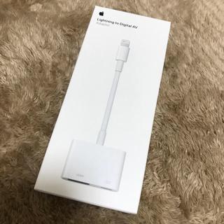 アップル(Apple)のApple Lightning-Digital HDMI AVアダプタ(映像用ケーブル)