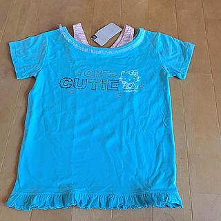 サンリオ(サンリオ)の未使用 キティちゃんTシャツ(Tシャツ/カットソー)