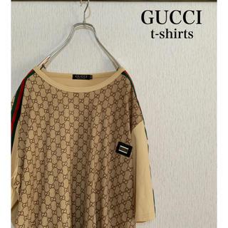 Gucci - 【GUCCI】グッチ VINTAGE tシャツ  希少品