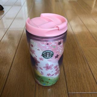 Starbucks Coffee - Starbucks®︎  桜タンブラー2001