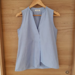 トゥモローランド(TOMORROWLAND)のTOMORROWLAND☆スキッパーシャツ(シャツ/ブラウス(半袖/袖なし))