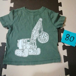 Old Navy - 子供 半袖 Tシャツ 80
