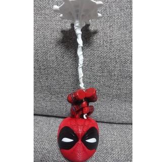 マーベル(MARVEL)の【完売品】コスベイビー スパイダーマン ホームカミング(ぶら下がり版)(アメコミ)