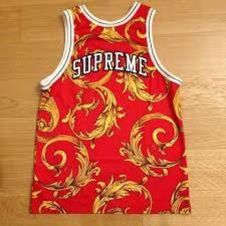 シュプリーム(Supreme)のsupreme nike  tank タンクトップ バスケ basketball(タンクトップ)
